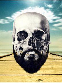 beard-skull