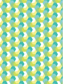 hexagonos-verdes