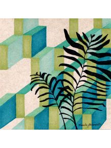 geometric-green