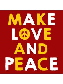 make-love-and-peace