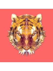 geometric-tiger