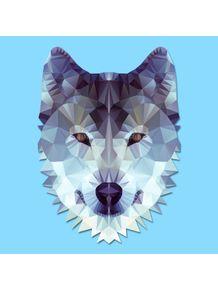 geometric-wolf