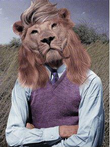 lion-hipster