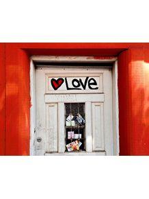 love-art-door