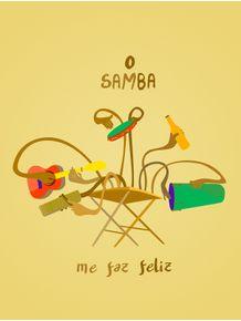 o-samba-me-faz-feliz
