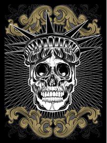 liberty-skull