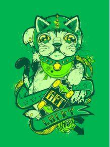 gato-da-sorte-verde