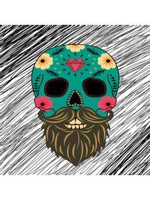 skull-beard