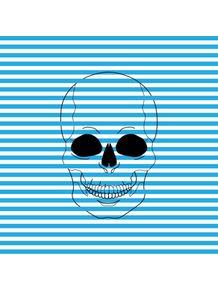 skull-lines