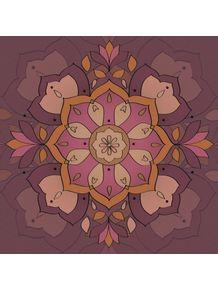mandala-floral