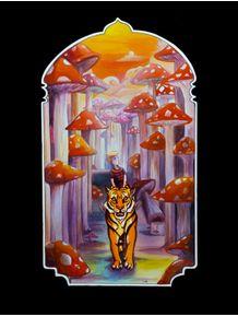 tiger-and-mushroom