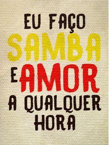 samba-e-amor