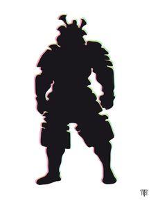 cmyk-samurai