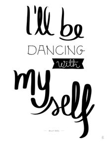 dancing-with-myself