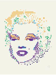 marilyn-balls-retrato