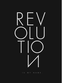 revolution-is-my-name