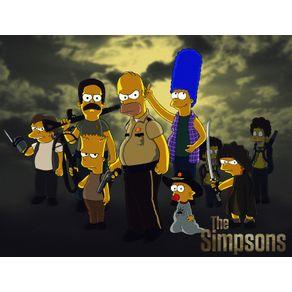 the-walking-simpsons