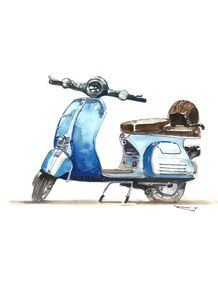 vintage-blue-vespa