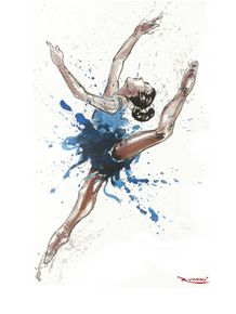 ballerina-in-blu