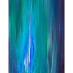 irradiated--blue