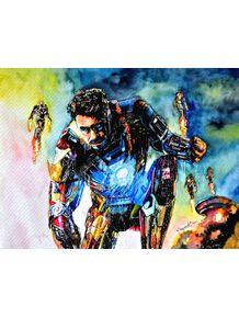 iron-man--homem-de-ferro-em-aquarela