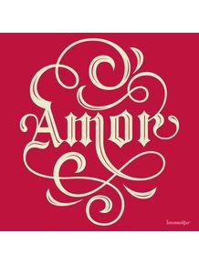 lettering-amor-quadrado