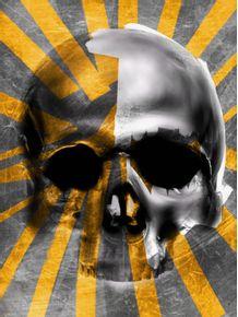 golden-skull