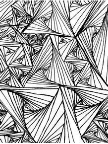 emaranhado-de-triangulos
