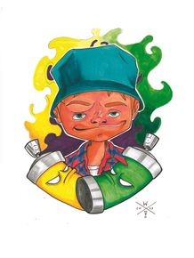 graffiti-boy
