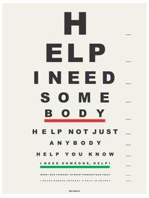 beatles--help--test-vision-color