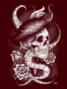 tattoo-de-caveira