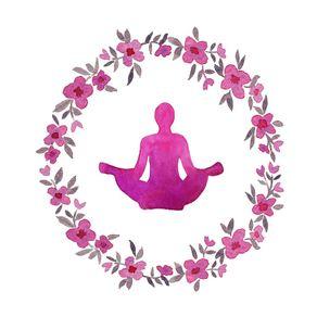 yoga-pink