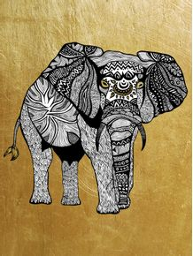 the-elephant-in-gold