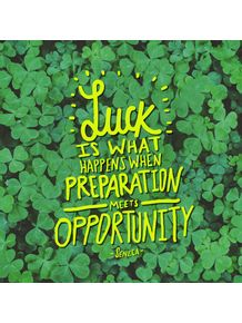 luck-x-opportunity