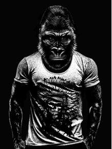 gorila-tattoo