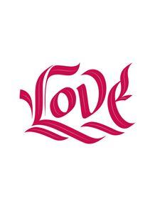 love-branco