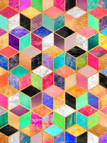 colorful-cubes