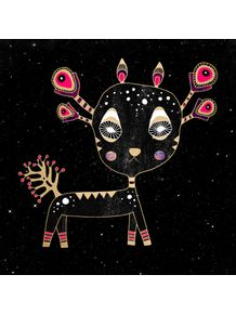 space-fawn