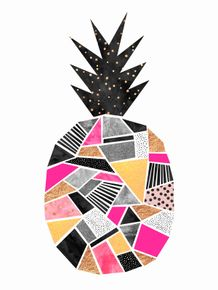 pretty-pink-pineapple