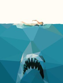 jaws--lowpoly