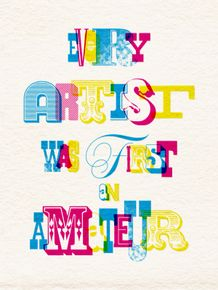 every-artist-was-an-amateur