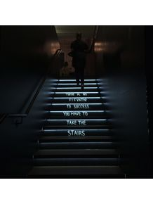 you-have-to-take-the-stairs
