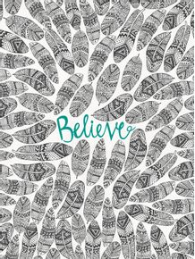 believe-feathers