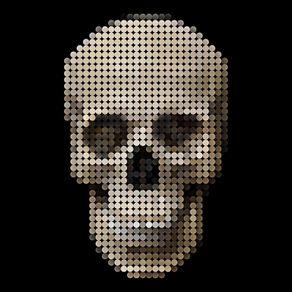 led-skull