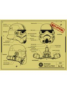 quadro-stormtrooper-helmet-project--star-wars