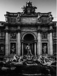 quadro-fontana-di-trevi-roma-ii