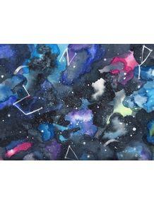 quadro-galaxia-aquarela