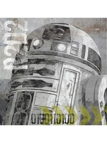 quadro-concrete-r2d2--star-wars