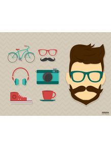 quadro-hipster-collection