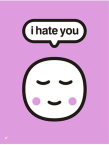 quadro-i-hate-you-pink